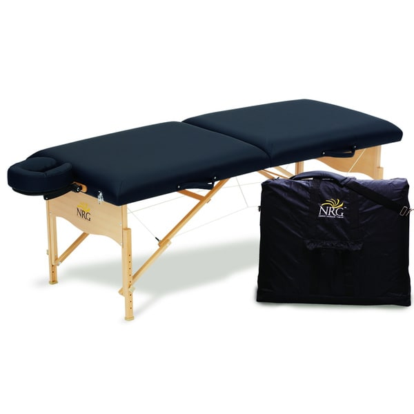 NRG Shui Black Massage Table