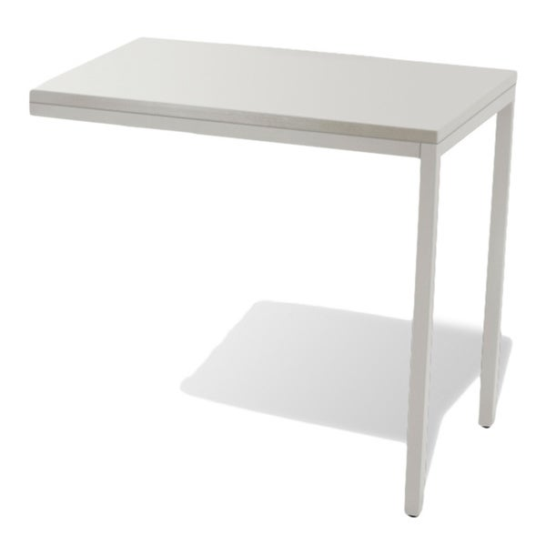 White Parsons Return Desk