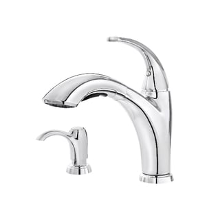 Pfister Selia 1-handle Pull-out Kitchen Faucet Polished Chrome
