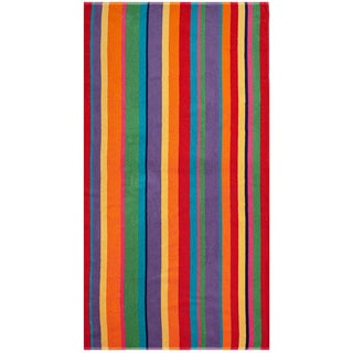 Celebration Oversized Velour Summer of Siam Beach Towels (Set of 2)