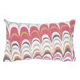 Scales Opera Indoor/Outdoor Throw Pillow