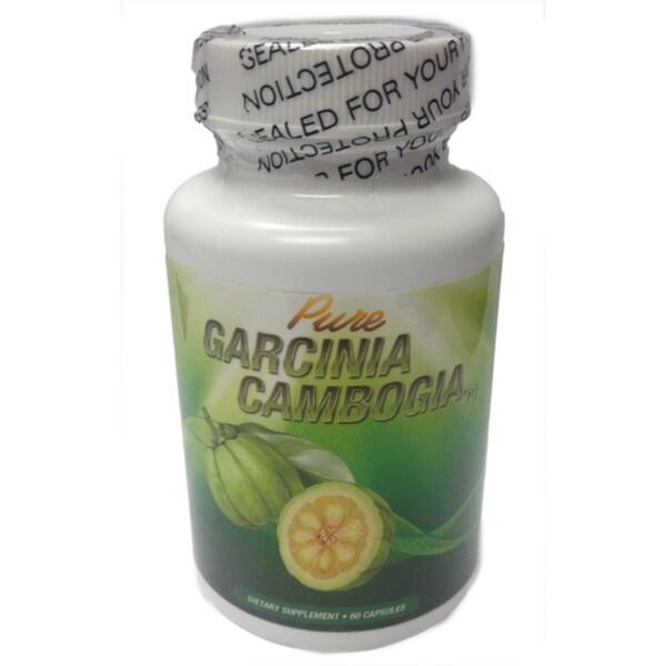 Pure Garcinia Cambogia (60 capsules)