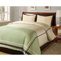 Abacus 3-piece Duvet Cover