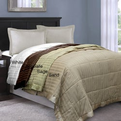 All Season 350 Thread Count Cotton Down Alternative Blanket