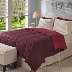 All Season Reversible Natural Down Comforter