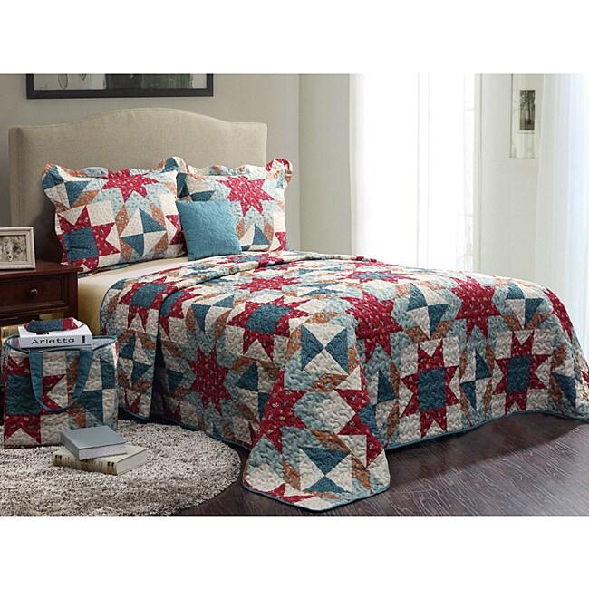 VCNY American 5-piece Quilt Set