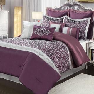 Amethyst 10-piece Comforter Set