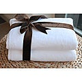 Authentic Hotel and Spa Plush Soft Twist Turkish Cotton Bath Towels (Set of 2)
