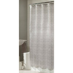 Saachi Fabric Shower Curtain Set