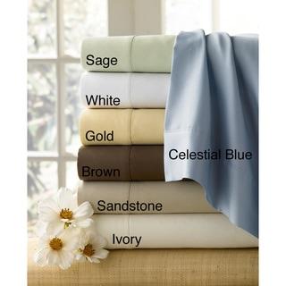 Basics Egyptian Cotton Collection 300 Thread Count Pillowcases (Set of 2)