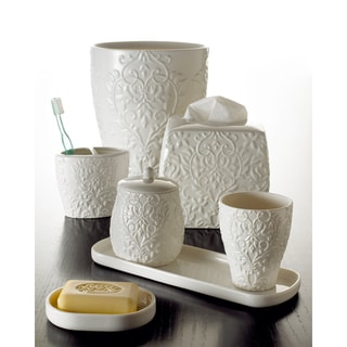 Versaille Porcelain Bath Accessory Collection