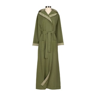 Chic Organic Sage Bath Robe