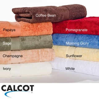 Calcot Supima Cotton Bath Towels (Set of 4)