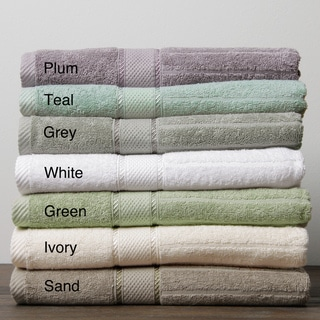 Doral Stripe Ringspun Cotton 5-piece Towel Set