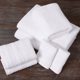 Dynasty Hotel Collection 7-piece Towel Set
