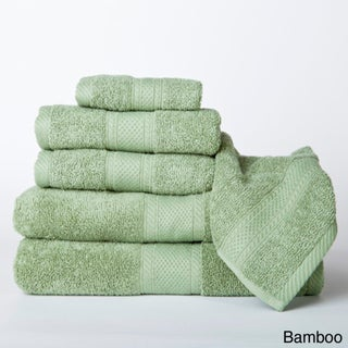 MicroCotton 6-piece Towel Set