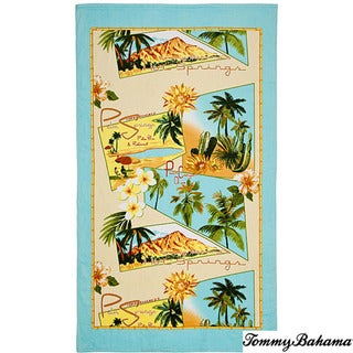 Tommy Bahama 'Hot Springs' Deluxe Cotton Beach Towel