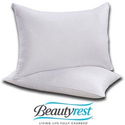 Beautyrest 200 Thread Count Microfiber Bed Pillows (Set of 2)