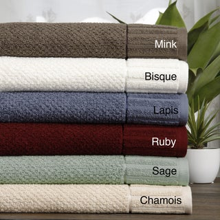 Biarritz 10-piece Ringspun Bath Towel Set