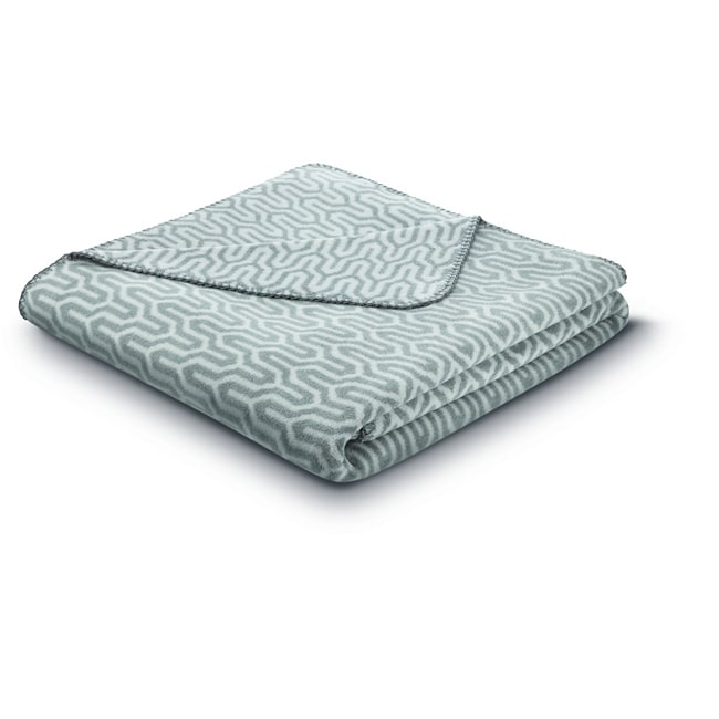 AT HOME by O Bocasa Cosy Empire Graphite Blanket at Sears.com