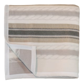 Bocasa Galaxy Woven Throw Blanket