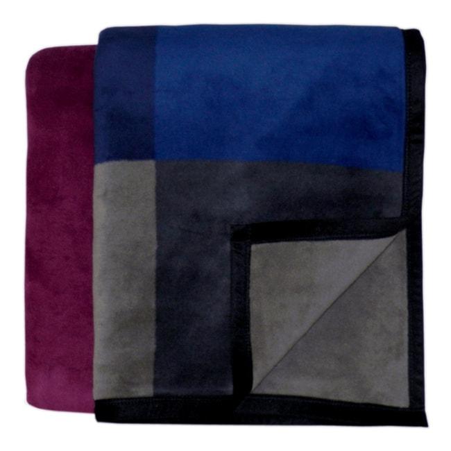 Bocasa Mystic Woven Throw Blanket