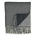 Bocasa Quadro Woven Cashmere Blanket