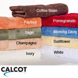 Calcot Supima Bath Sheets (Set of 2)