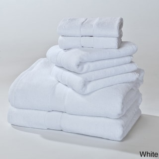 Calcot Supima Z-twist 6-piece Towel Set