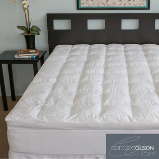 Candice Olson Luxury 300 Thread Count Down Alternative Fiber Bed
