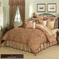 Castille 4-piece King-size Comforter Set