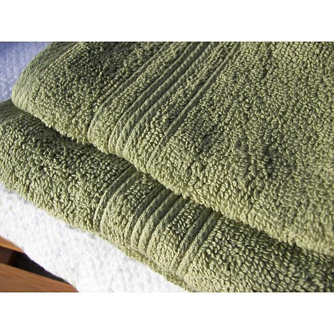 Charisma Premium Hygro 100-percent Cotton 24-piece Towel Set