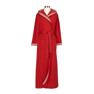 Chic Organic Crushed Berry Bathrobe
