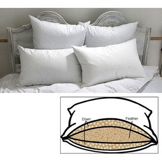 Circle of Down Pillows (Set of 4)