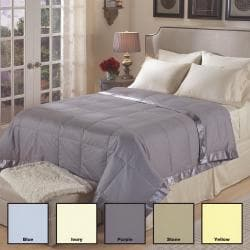 Classic 330 Thread Count Natural Down Blanket