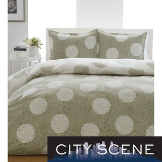 City Scene Raindance 3-Piece Comforter Set