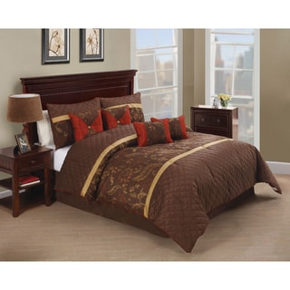 Harvest Floral 8-piece Comforter Set