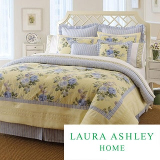 Laura Ashley Caroline King-size 4-piece Comforter Set