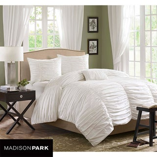 Madison Park Catalina 4-piece King-size Comforter Set