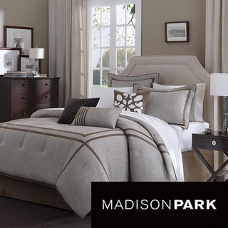 Madison Park Easton 7-piece Comforter Set
