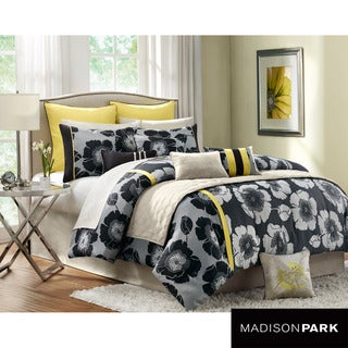 Madison Park Jolee Polyester 12-piece Comforter Set