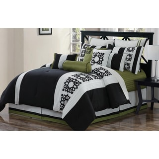 Tribeca 12-piece Comforter Set