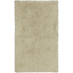 Continental Natural Ecru 30 x 50 Bath Rug