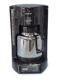 Mr Coffee Thermal Coffee Maker 8 Cup : Mr. Coffee Black Thermal Gourmet Coffee Maker (Refurbished) - 902517 - Overstock.com Shopping ...