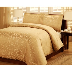 Dakota 3-piece Duvet Cover Set