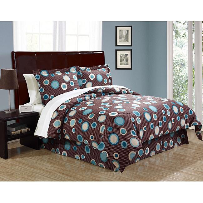Dot Com 7-piece Comforter Set