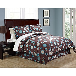 Dot Com 7-piece Comforter Set