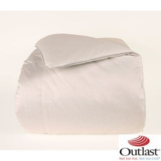 Outlast 350 Thread Count Queen / King-size Down Alternative Comforter