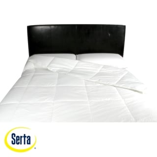 Serta Perfect Day Spill and Stain Resistant Down Alternative Comforter