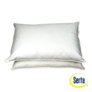 Serta Poly-Around Feather Pillows (Set of 2)